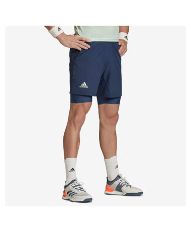 Adidas Mens Ergo Heat Rdy 2in1 Shorts