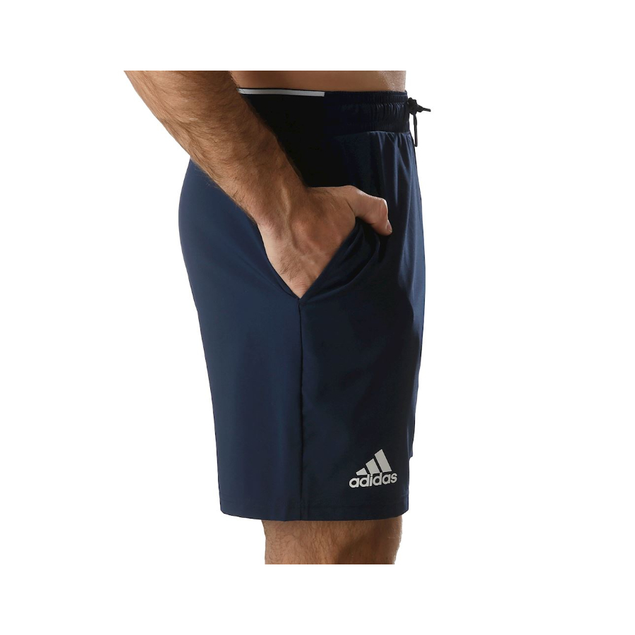 Adidas Mens Club Stretch Woven Shorts