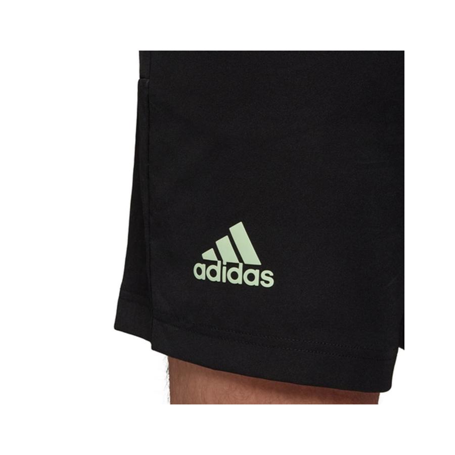 Adidas Mens New York solid Tennis shorts