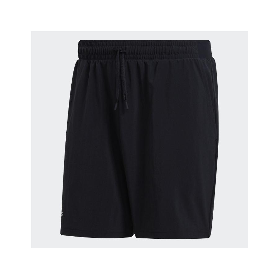 Adidas Mens Stretch Woven Shorts Black