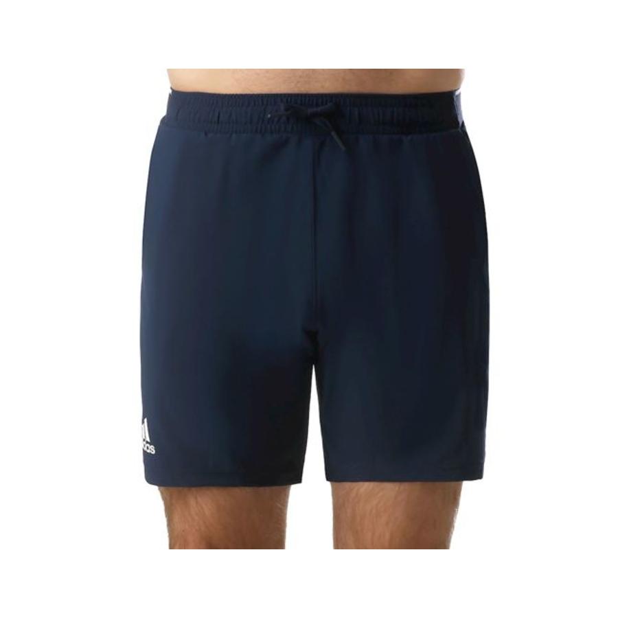 Adidas Mens Stretch Woven Shorts 7 inch
