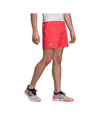 Adidas mens Club SW Shorts - Red