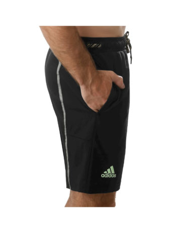 Adidas NY Solid Tennis Shorts