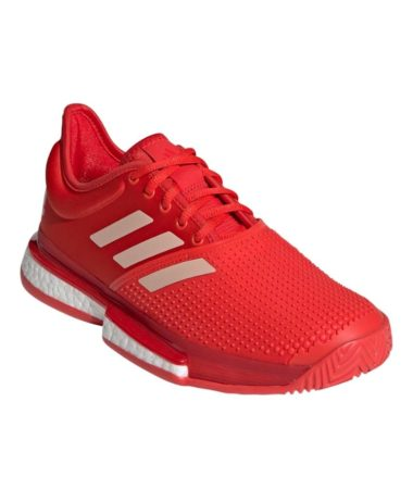 Adidas Solecourt Womens Tennis Shoe