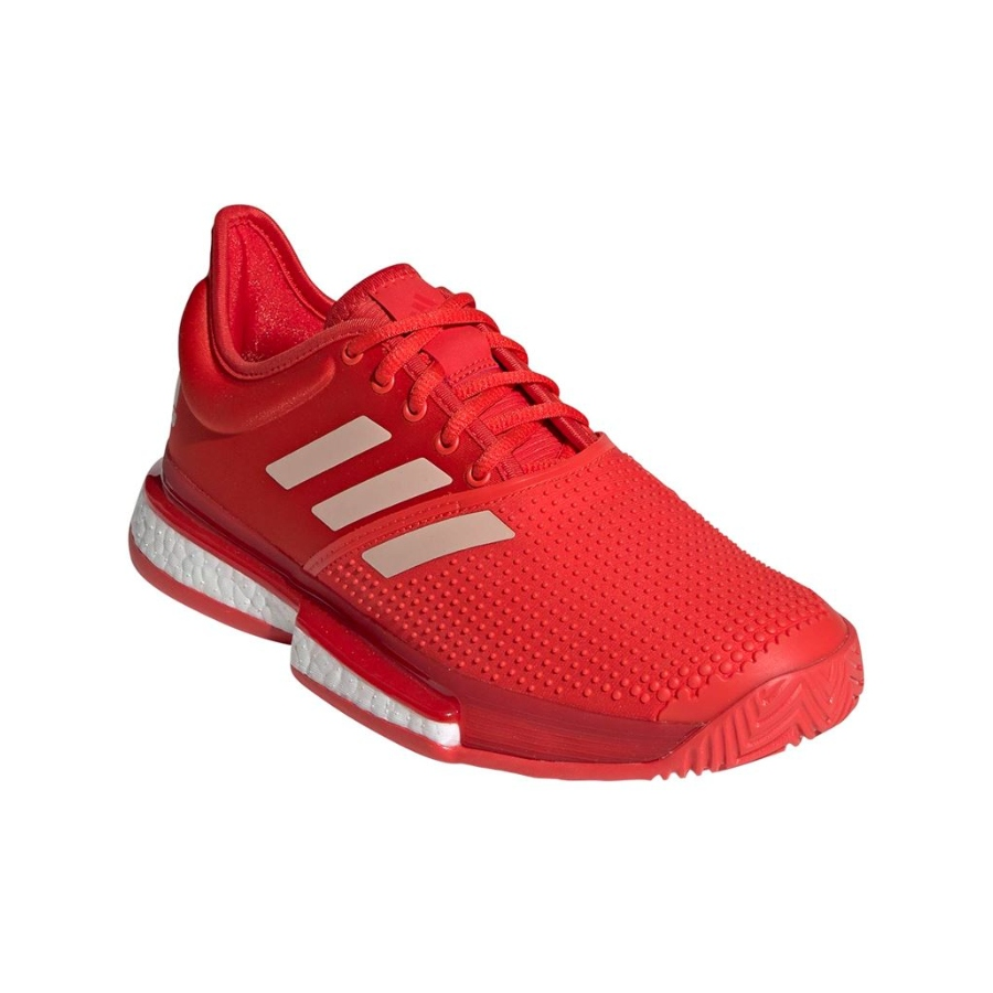 Adidas Solecourt Womens Tennis Shoe