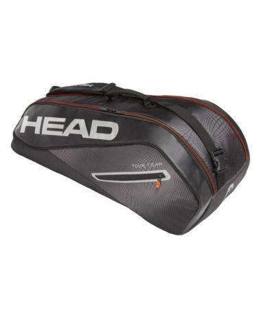 hEAD tour team combi x 6 Tennis Racket Bag 2019