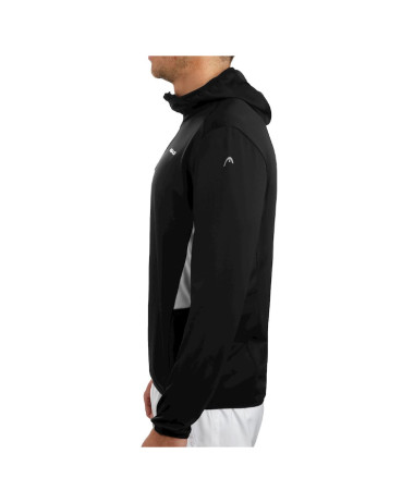 Head Mens Club black side Hoodie