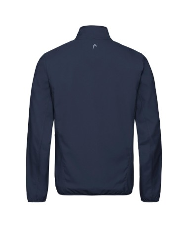 Head mens club jacket blue