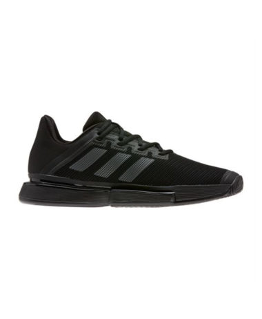Adidas Solematch Bounce Tennis Shoe 2020 Black