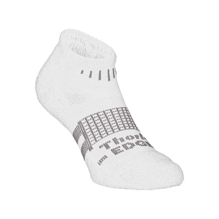 Thorlo white socks