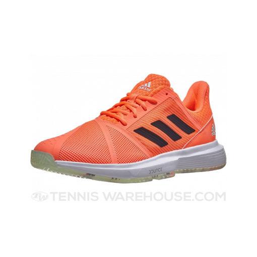 adidas court jam bounce orange