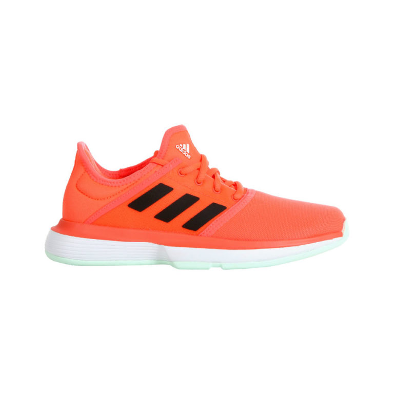 Adidas Junior coral shoe