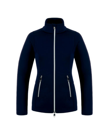 Poivre blanc ladies tennis jacket - Oxford blue 2020