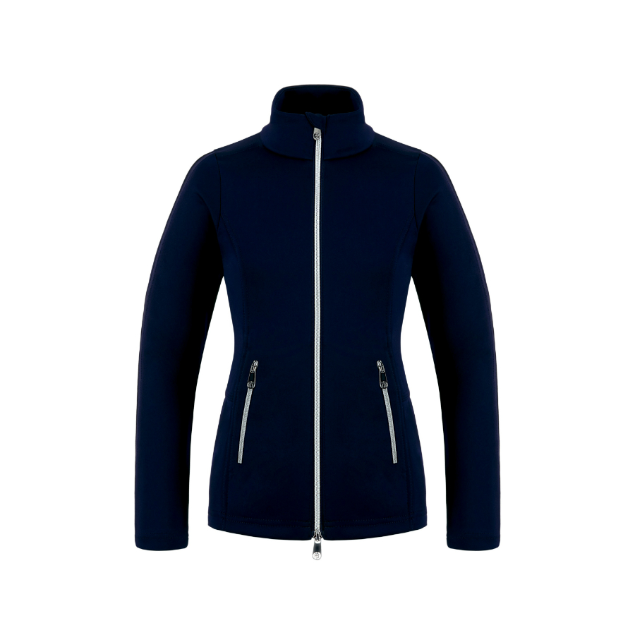 Poivre blanc TENNIS LADIES jacket - Oxford blue 2020
