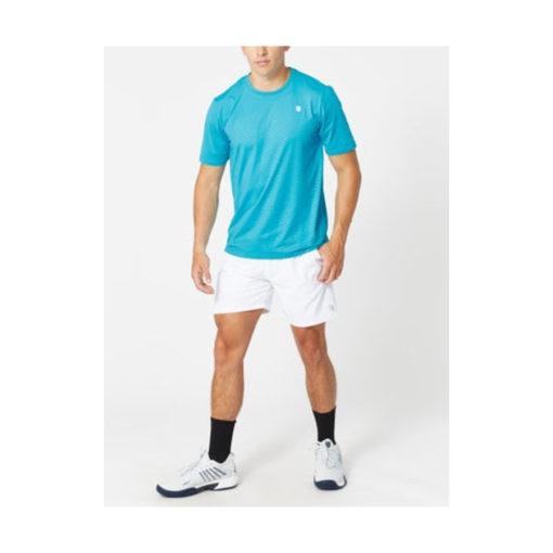 K-Swiss Mens Hypercourt Tennis T-Shirt