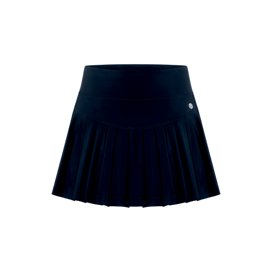 poivre blanc tennis ladies skirt 2020 - Oxford blue