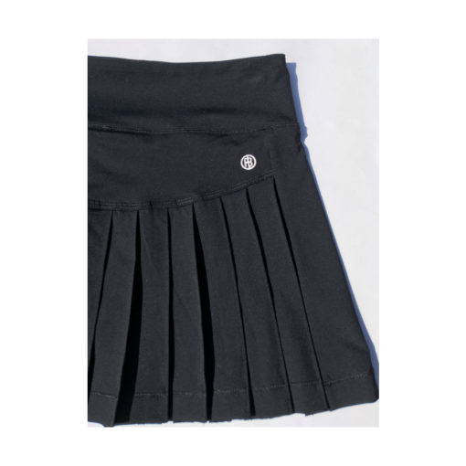 Poivre Blank pleated