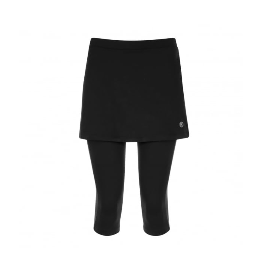 Poivre blanc tennis ladies skapri - black