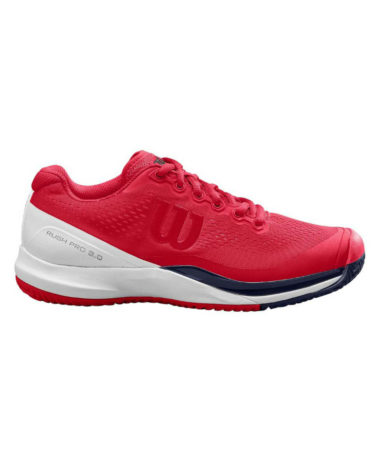 wILSON RUSH PRO 3.0 wOMENS tENNIS SHOES 2020