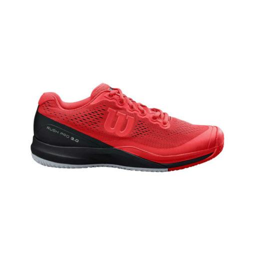 Wilson Rush Pro Red Shoe
