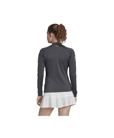 aDIDAS TENNIS WOMENS LONG SLEEVE TOP 2020