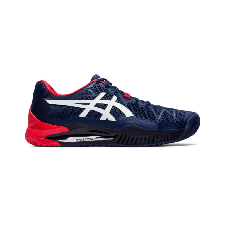 asics gel resolution 8 mens shoe
