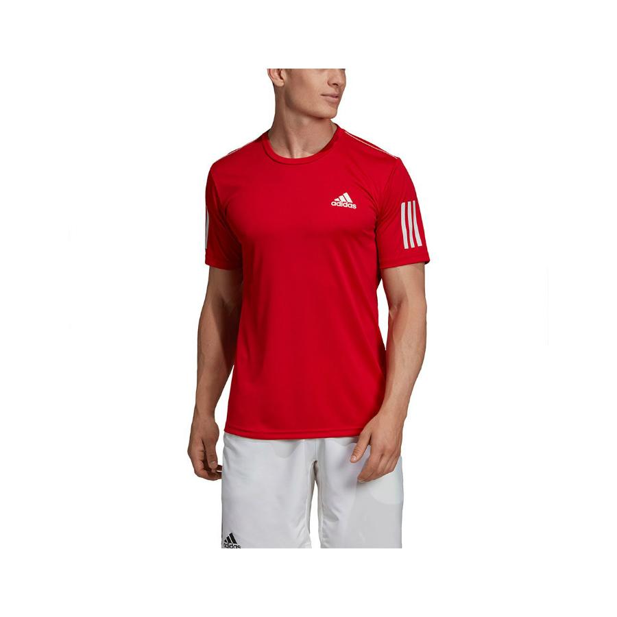 Adidas Club Tennis 3 Stripes Mens T-Shirt