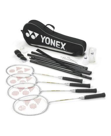 Yonex Badminton Set - 4-Player Garden Set