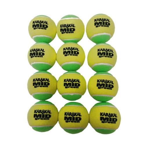 Karakal Mid green balls