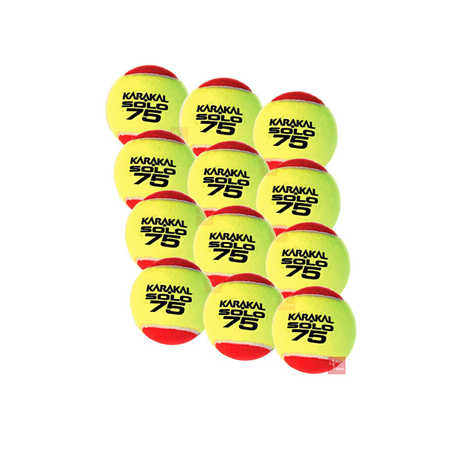 Mini Red Junior Tennis Balls