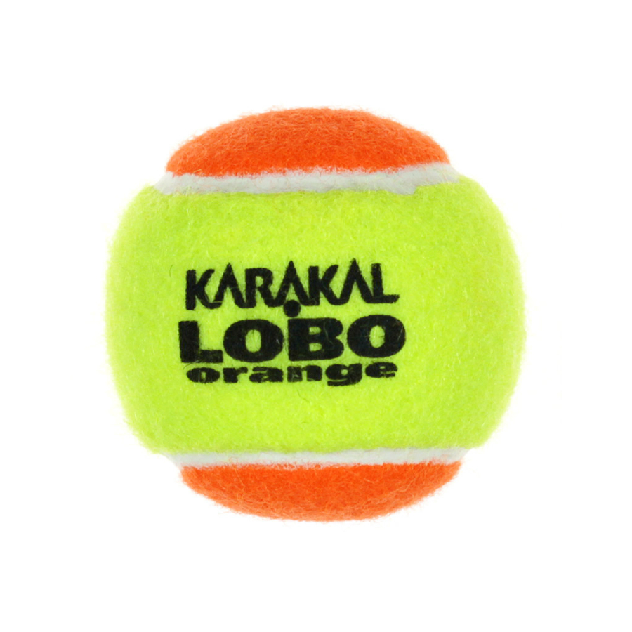 KARAKAL LOBO ORANGE JUNIOR TENNIS BALL