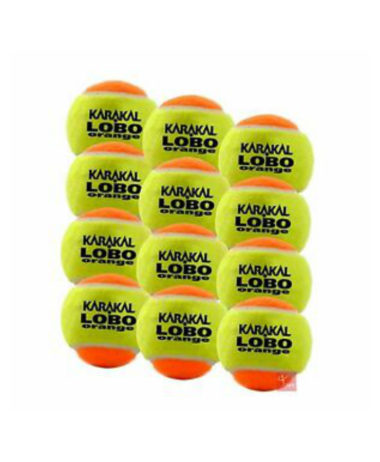 Karakal Lobo Orange Junior Tennis Balls