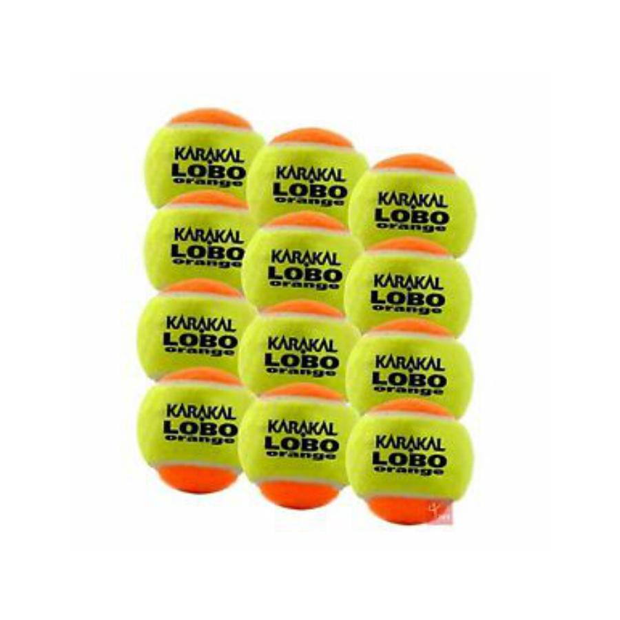 Karakal Lobo Orange Junior Tennis Balls