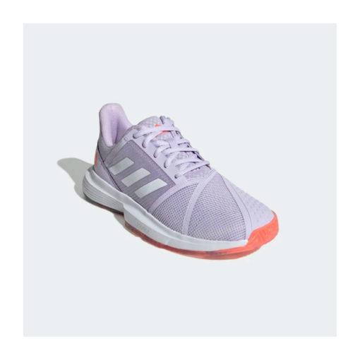 Adidas court jam bounce purple