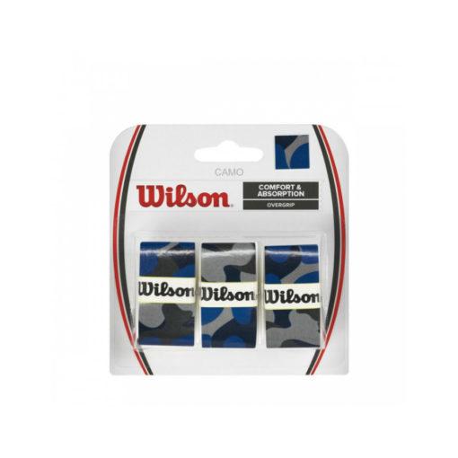Wilson pro overgrip blue