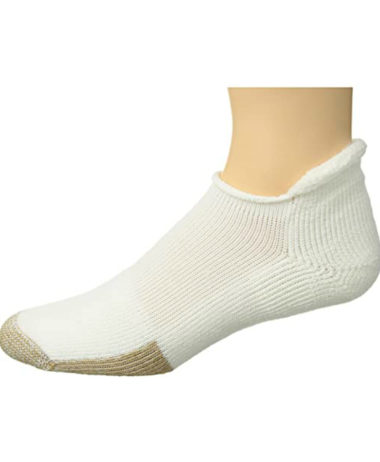 Thorlo Tennis Roll Top White T-11 Womens Socks