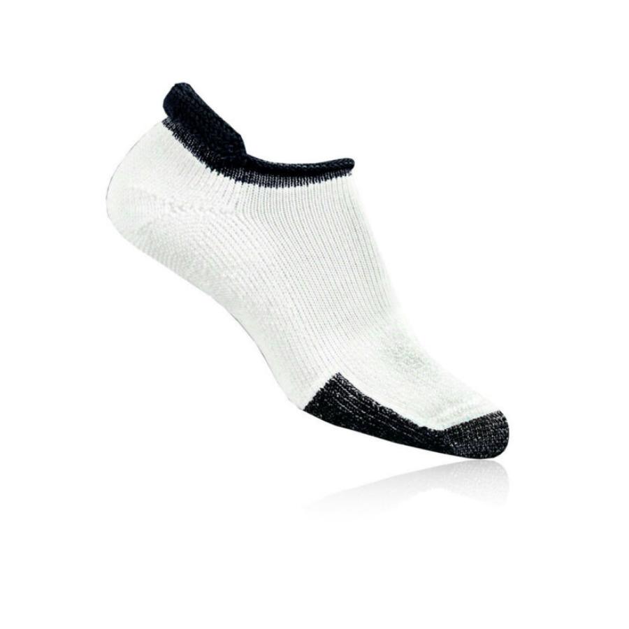 Thorlo Tennis Roll Top black T-11 Womens Socks