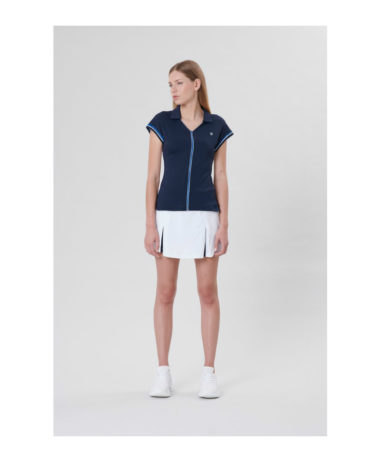 Poivre blanc Tennis Ladies Polo 2020