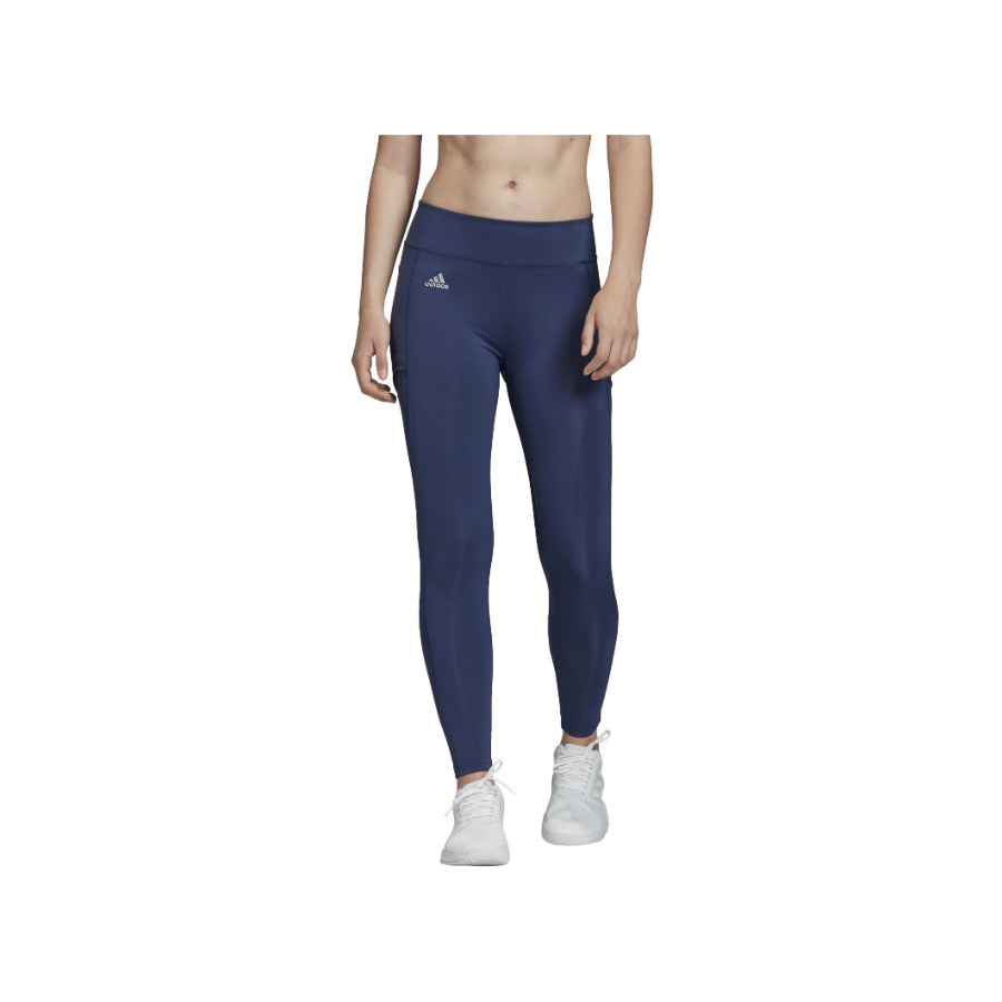 Adidas Ladies Club Leggings - Indigo Blue
