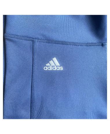 Adidas Tennis Ladies Leggings - Indigo Blue