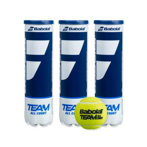 Babolat team balls