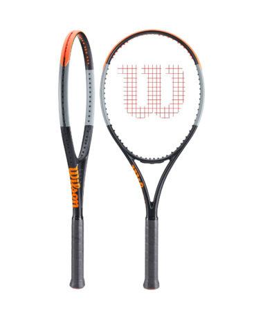 Wilson burn 100 v4 Tennis Racket 2021