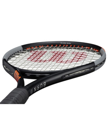 Wilson Burn 100 V4 Tennis Racket 2021