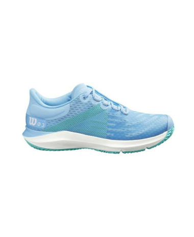 Wilson Kaos 3.0 Ladies Tennis shoe - alaskan Blue