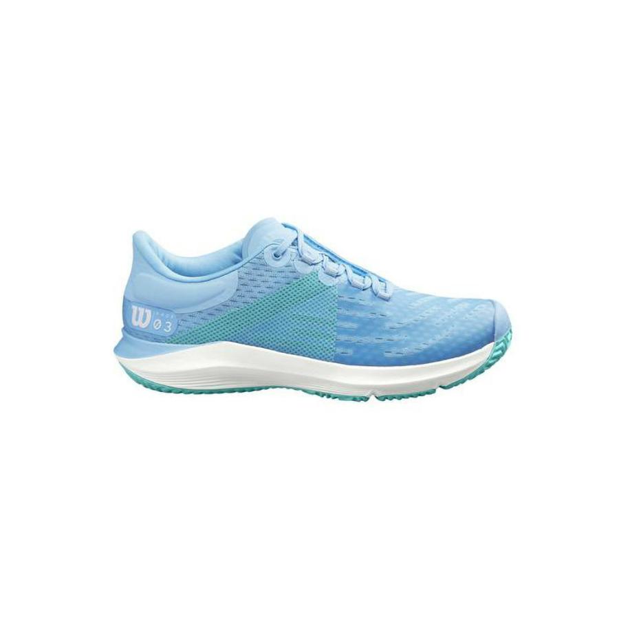 Wilson Kaos 3.0 Ladies Tennis shoe - alaskan Blue