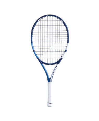 Babolat Drive 25 Inch Junior Tennis Racket - blue