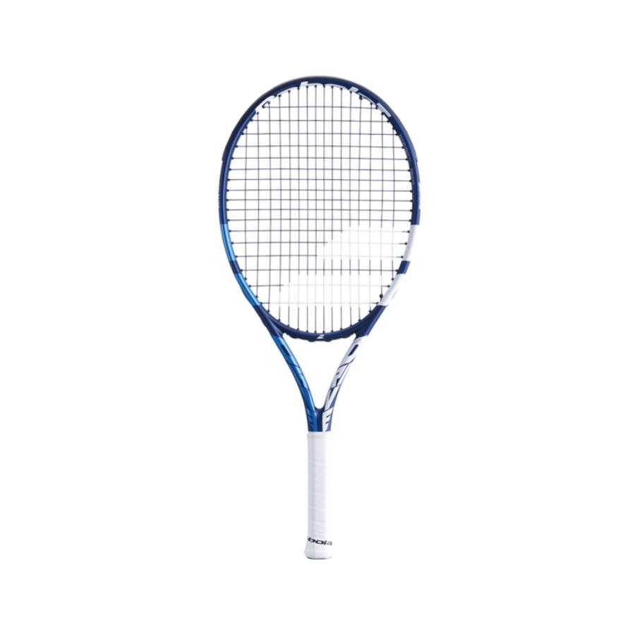 Babolat Drive 25 Inch Junior Tennis Racket - blue