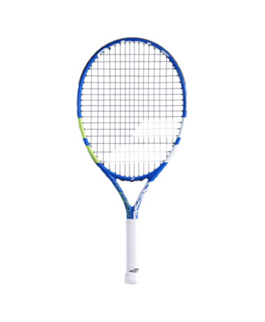 Babolat Drive 23 Inch Junior Tennis Racket - Blue / Green