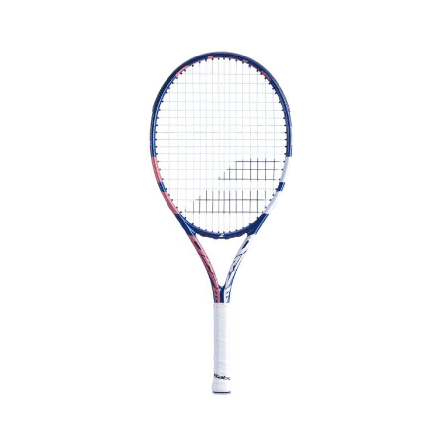 Babolat Drive 25 INCH jUNIOR tENNIS RACKET - cORAL bLUE