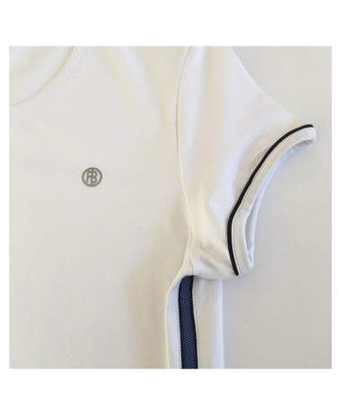 Poivre Blanc Tennis Ladies T-shirt